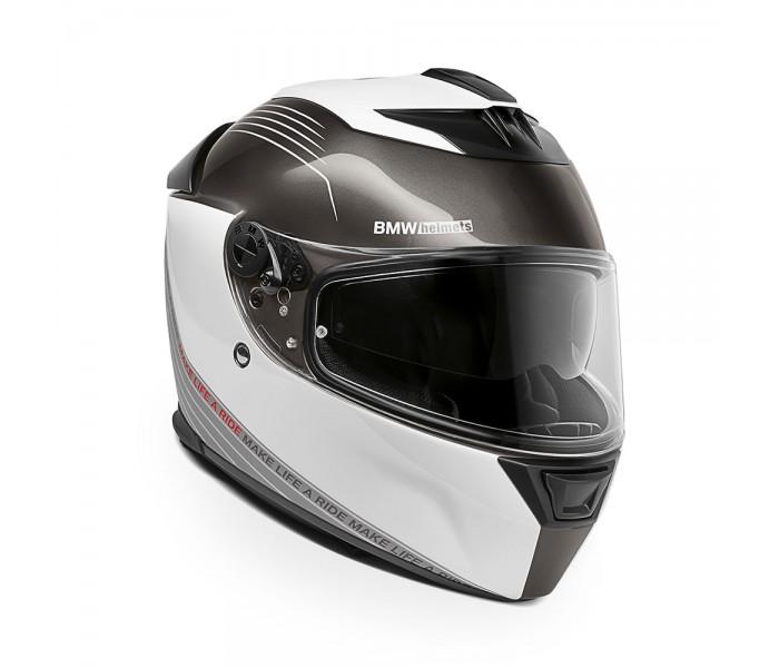 BMW Motorrad Κράνος Street X Ride Λευκό / Μαύρο ΚΡΑΝΗ