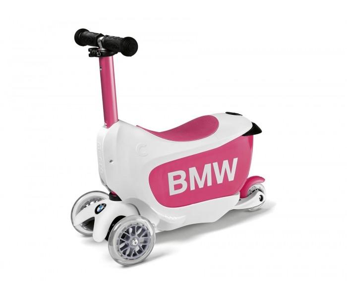 BMW Kids Scooter Πατίνι Λευκό / Φούξια ΕΙΔΗ ΔΩΡΩΝ