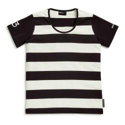 BMW Motorrad T-Shirt Boxer Γυναικείο Μαύρο / Λευκό ΕΝΔΥΣΗ